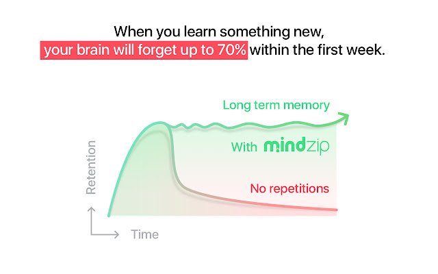 MindZip · Remember everything you learn