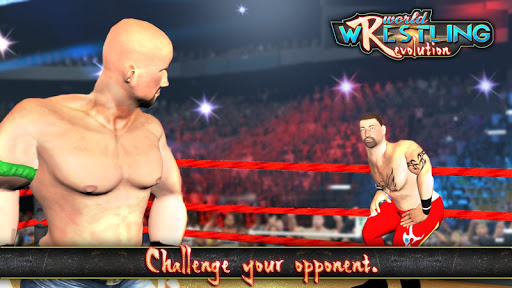 World Wrestling Revolution - Free Wrestling Games  screenshots 3