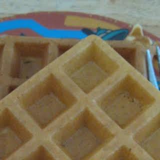 Gluten-Free Waffles.
