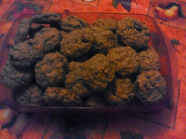 Oatmeal Raisin Cookies (adapted From Quaker Oats) Recipe
