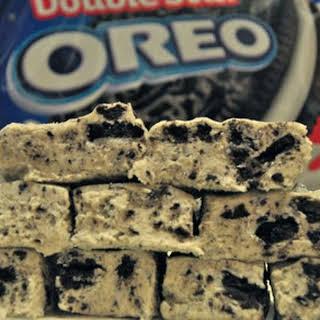 Cookies 'N Cream Fudge.