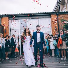 Wedding photographer Darya Fomina (DariFomina). Photo of 26.09.2016