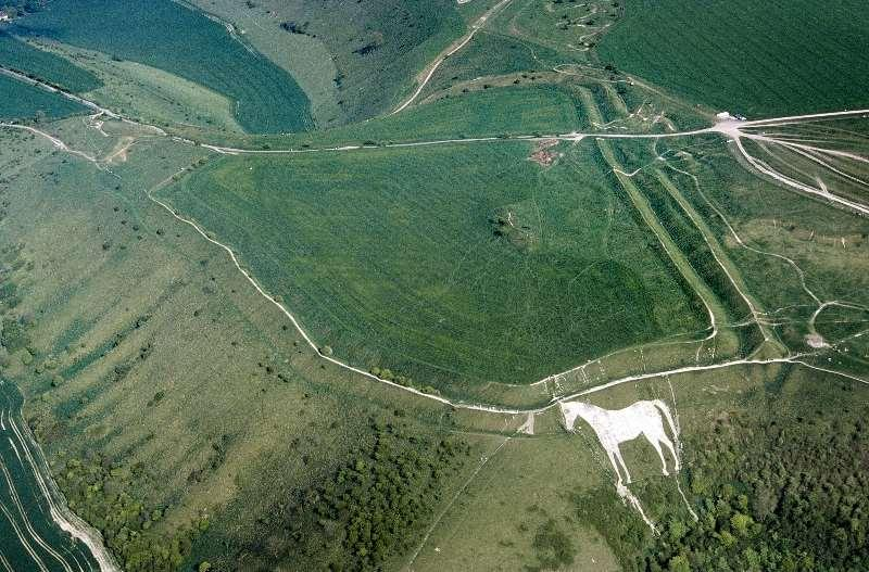 Image result for Bratton and Westbury White Horse