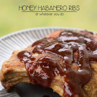 Honey Habanero Zaycon Ribs