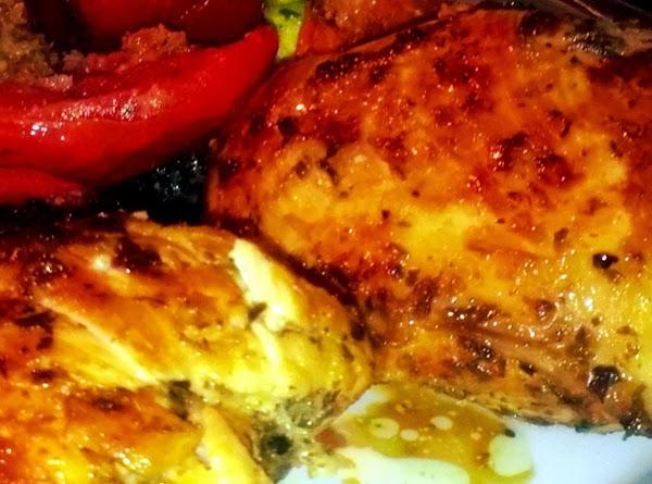 Lemon Oregano Chicken Recipe