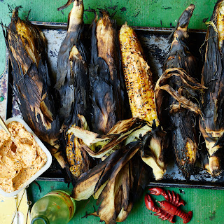 Whole Corn on the Grill