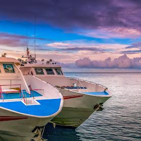 by David Loarid - Transportation Boats