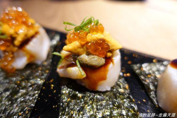 憨人灶咖 ~ CP值超高無菜單料理,日本A5和牛、海膽干貝、生蠔、生魚片、龍蝦沙公海鮮鍋,道道精彩美味!