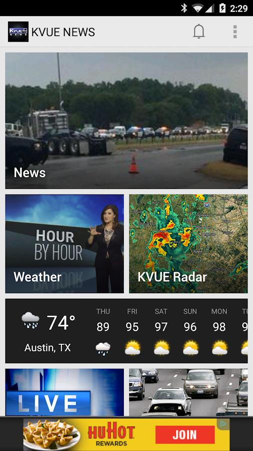 KVUE NEWS- screenshot