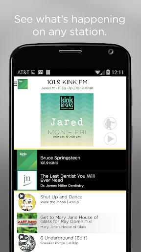 Radio Connect screenshot 3