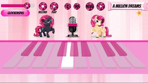 Girl Piano : Pink Piano android2mod screenshots 21