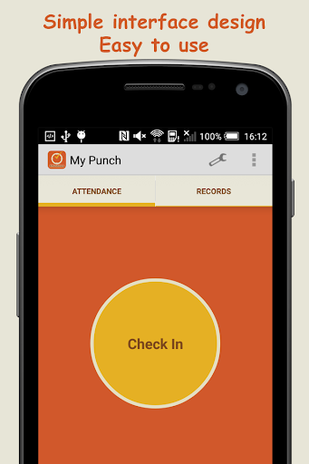 My Punch – Attendance System