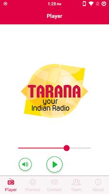 Radio Tarana - screenshot