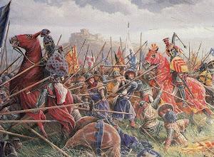 Photo: Μάχη του Μπάνοκμπερν