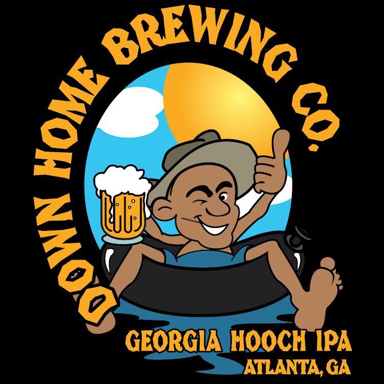 Logo of Down Home Georgia Hooch