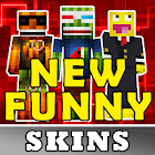 2018 Monster Skins pour Minecraft Skin icon