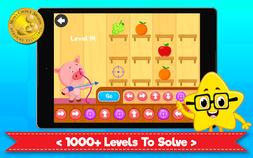 Coding Games For Kids - Learn To Code With Play 2.3.1 screenshots 11
