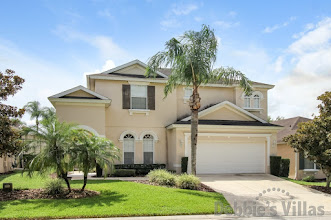 Private Orlando villa to rent, southeast-facing pool and spa, games room, close to Disney World