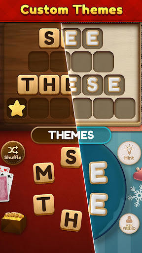 Word Crafty - Offline Word Game image | 4