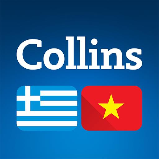 Collins Vietnamese<>Greek Dictionary Icon