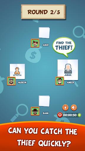 Gavel Knock! King, thief, executor & detective ss2