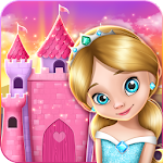 Princess Doll House Games Icon