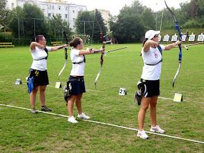 Photo: III Runda Pucharu Polski 2011 w Łucznictwie (Głuchołazy, 13-14.08.2011)