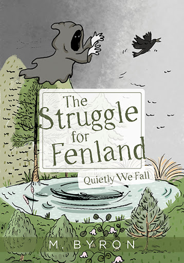 The Struggle for Fenland cover