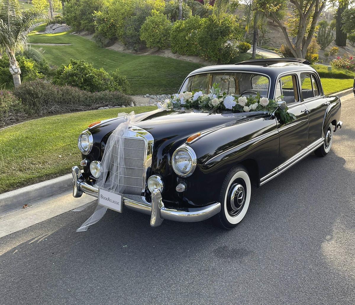 Mercedes-Benz Ponton Hire Riverside