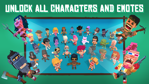Dinos Royale - Savage Multiplayer Battle Royale 1.0 screenshots 4