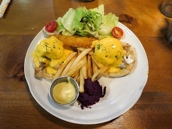 Second Floor Cafe 貳樓餐廳 高雄店 2部曲