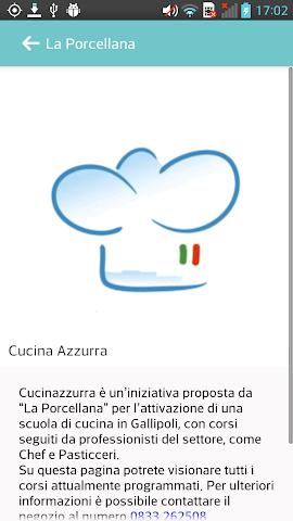 android Gemmazzurra – La Porcellana Screenshot 2