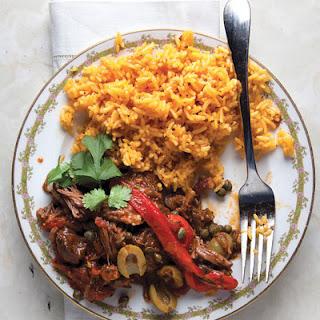 Cuban-Style Shredded Beef (Ropa Vieja)