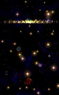Cosmos Music Visualizer Pro - náhled