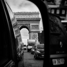 Photo: I'm moving forward, and leaving you behind Paris, France. 2011.  Sometimes its hard to let the things we love be free.  #Paris2011_RicardoLagos