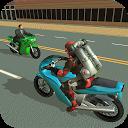 Jetpack Hero Miami Crime APK