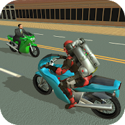 Game Jetpack Hero Miami Crime apk for kindle fire