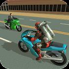 Jetpack Hero Miami Crime icon