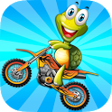 Turtle Fun Ride - Race online icon