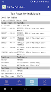 Download SA Tax Calculator APK latest version app for