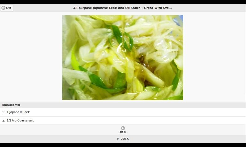 android Chicken Recipes 8 Screenshot 5