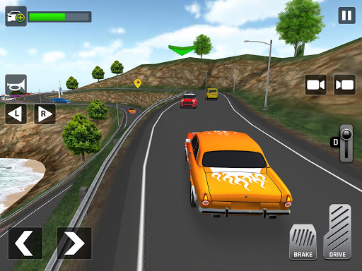 City Taxi Driving: Fun 3D Car Driver Simulator 1.2 screenshots 16