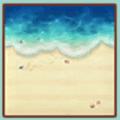 サマービーチなラグ