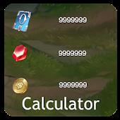 Tải Quan Huy Lien Quan Mobile Calculator APK