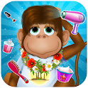 Animal Hair Salon & Dress Up - Jungle Hair Salon icon