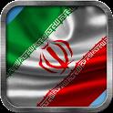 Iranian Flag Live Wallpaper icon