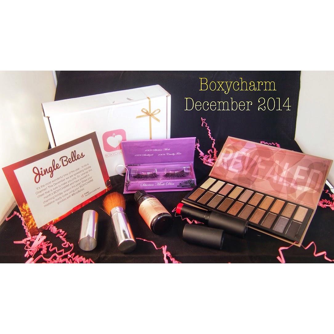 Boxycharm December 2014