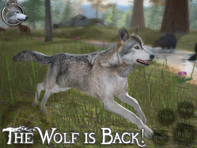 Ultimate Wolf Simulator 2 [Mod] 6