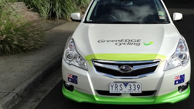 Photo: GreenEDGE Cycling