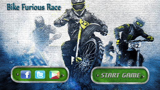 Bike Furious Race